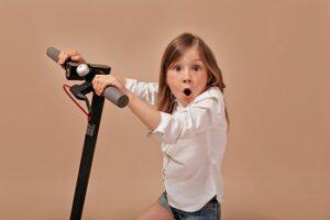 patinete eléctrico para niño